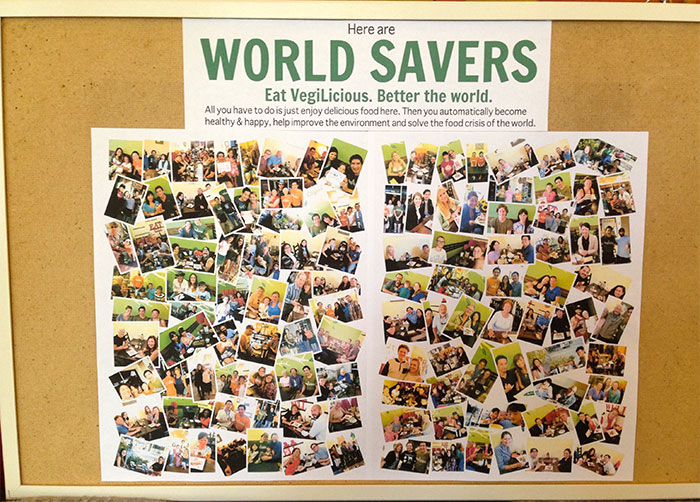world savers